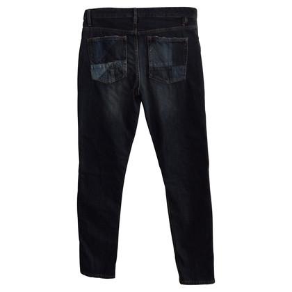 Isabel Marant lappendeken jeans