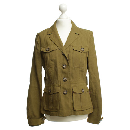 Burberry Green Blazer