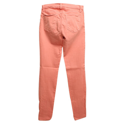 J Brand Salmon colored jeans