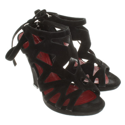 Cesare Paciotti Sandals in black
