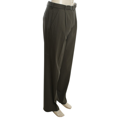 Jil Sander trousers in Oliv
