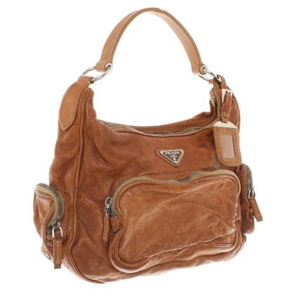 Prada Handtasche im Used-Look