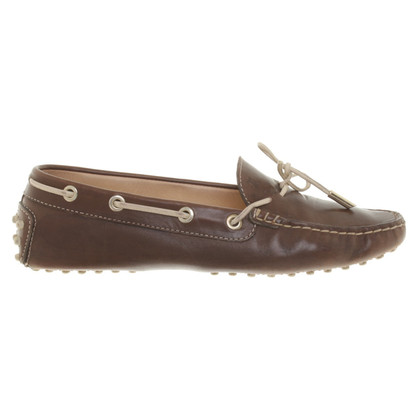 Tod's Leather slip in Brown