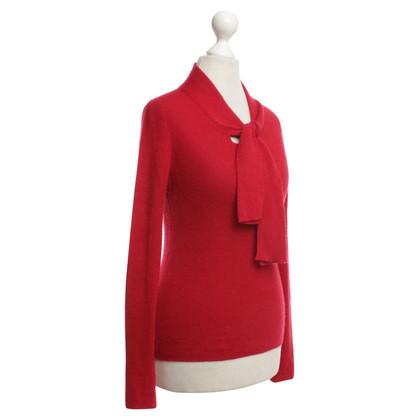 Prada Gebreide trui in het rood