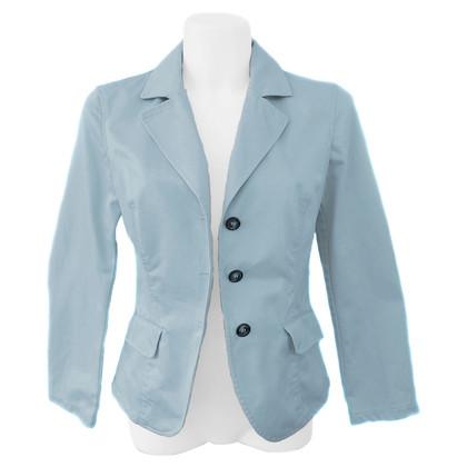 Max & Co Blue katoen jas