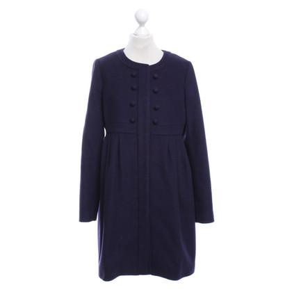 Tara Jarmon Coat in purple
