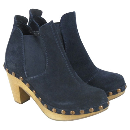 Pedro Garcia Ankle clog boots