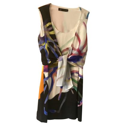Versace Robe avec motif