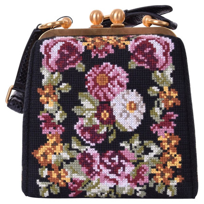 "Dolce & Gabbana ""Agata Bag"" with embroidery"