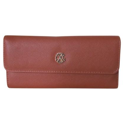 Christian Lacroix Wallet in Cognac