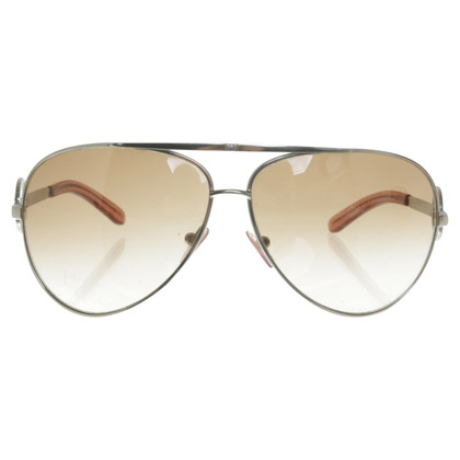 Armani Sunglasses in brown / silver