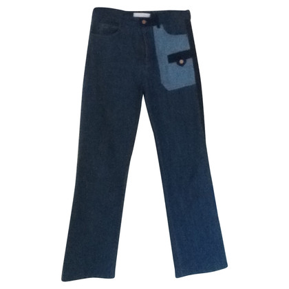 See by Chloé Patchwork-Jeans