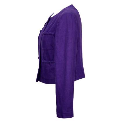 Hobbs Jacket in purple