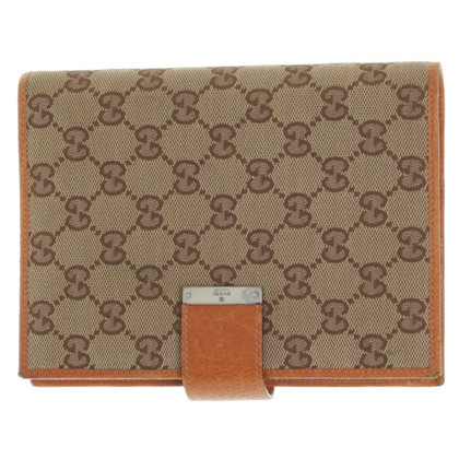 Gucci Agenda with Guccissima pattern
