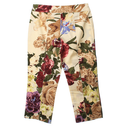 Red Valentino Pants with flowers