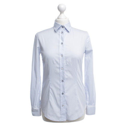 Burberry Blouse in pale blue