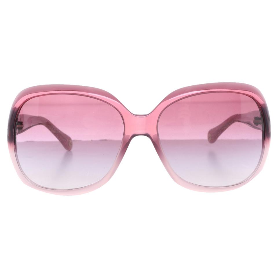 dolce gabbana sonnenbrille in pink second hand dolce. Black Bedroom Furniture Sets. Home Design Ideas