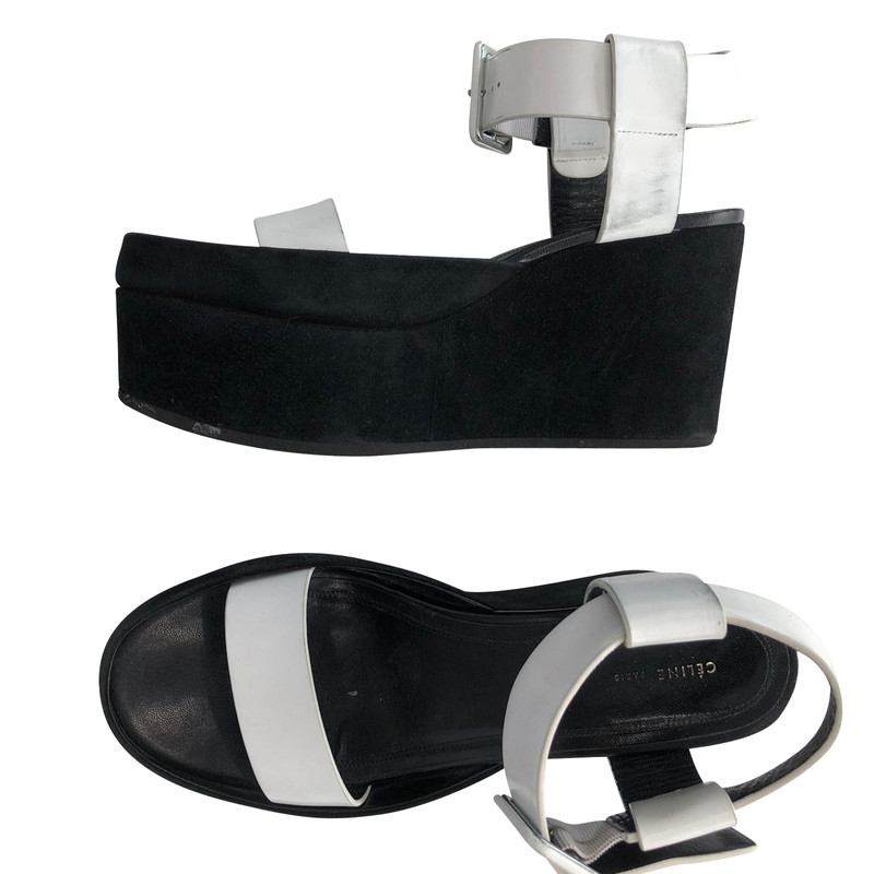 Céline Platform sandals - Second Hand