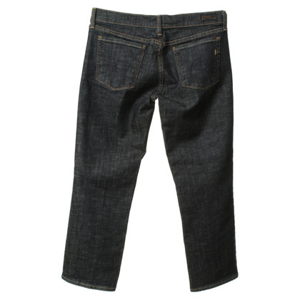 "Citizens of Humanity  Jeans in donker blauw ""Kelly Stretch"""
