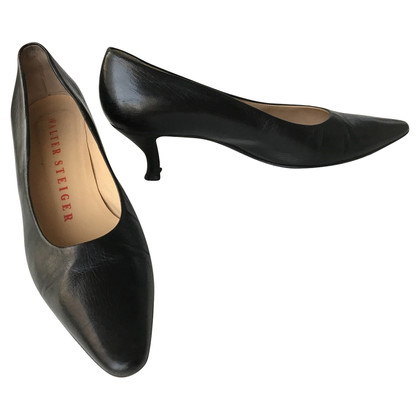 Walter Steiger Leather pumps