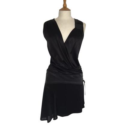 Maje Asymmetrische jurk