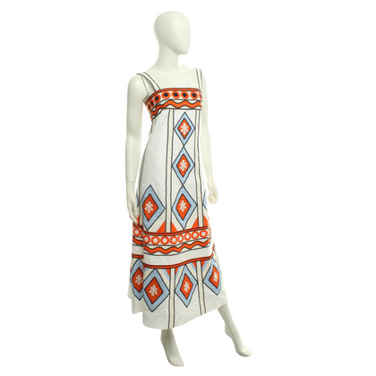 Tory Burch Dress with embroidery