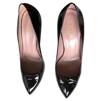 Gucci Vernice pumps