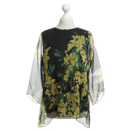 Dolce & Gabbana Silk blouse in color