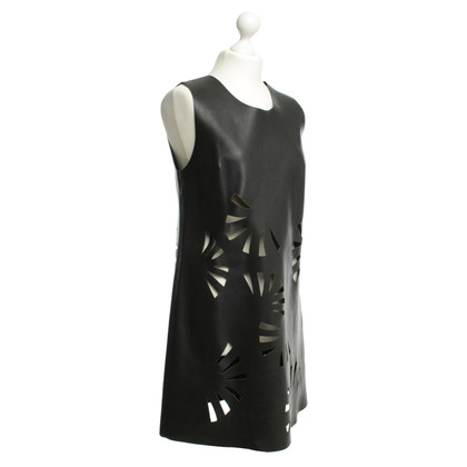 Kaviar Gauche  Leather dress in black