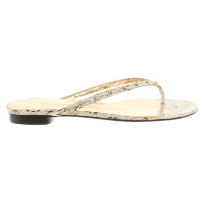 Dolce & Gabbana Sandals snakeskin