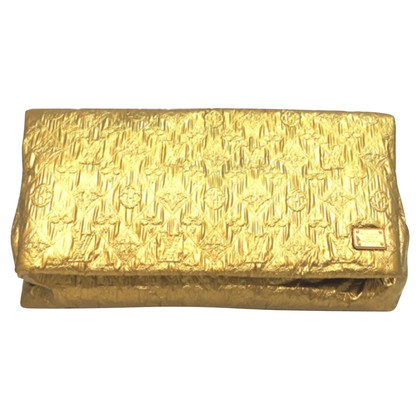 Louis Vuitton 'Limelight clutch Gold'