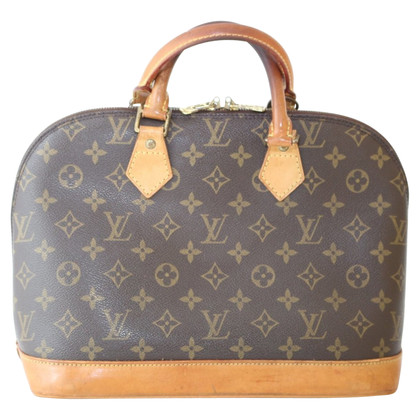 Louis Vuitton Louis Vuitton Alma Monogram