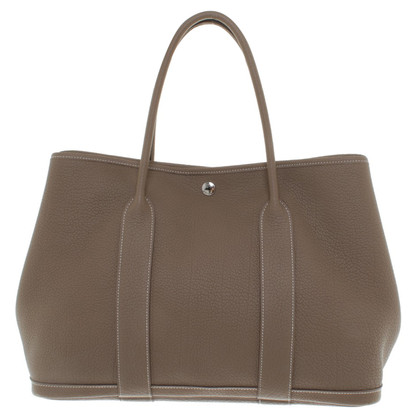 "Hermès ""Garden Party"" in Taupe"
