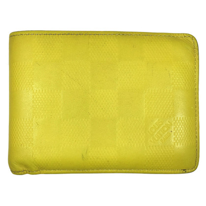 Louis Vuitton Damier Infini leather wallet