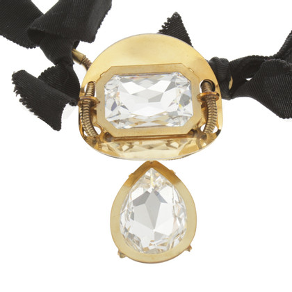 Lanvin Necklace with gemstones