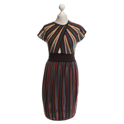 Missoni Knit dress with stripes