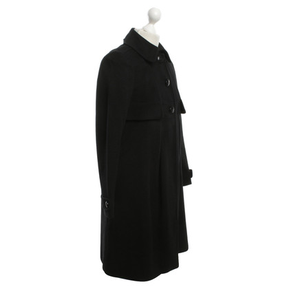 Clements Ribeiro Coat in zwart