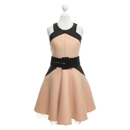 Elisabetta Franchi Dress in Nude / Black