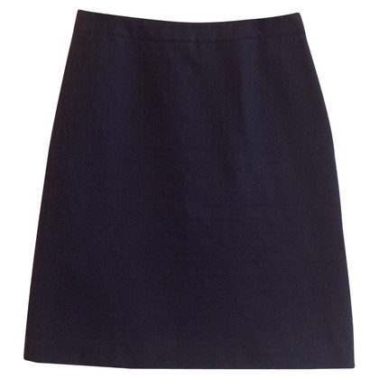 Fendi skirt with monogram pattern