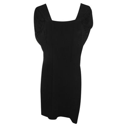 Roberto Cavalli Zwarte jurk, Klasse door Roberto Cavalli