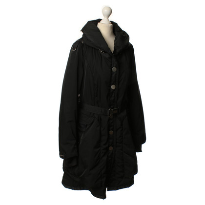 Marithé et Francois Girbaud Winter jacket in black