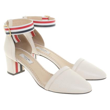 Thom Browne Sandals in cream