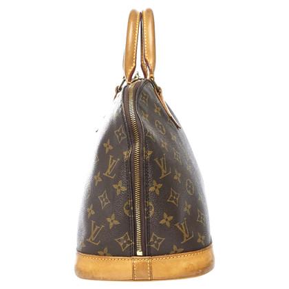 "Louis Vuitton ""Alma PM Monogram Canvas"""