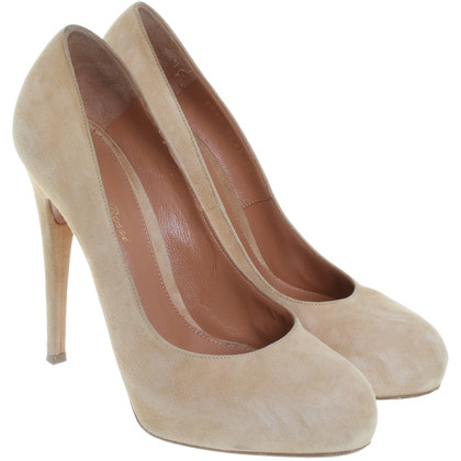Gianvito Rossi Pumps in Beige
