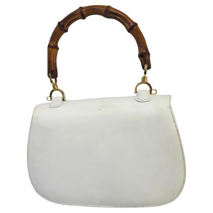 Gucci Handbag with bamboo