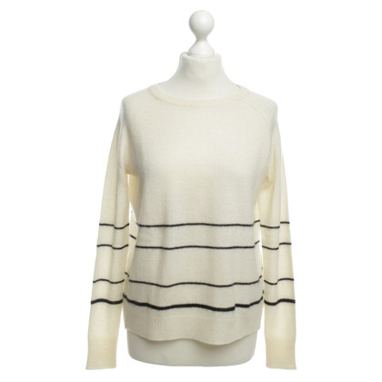 360 Sweater Knitted jumper with stripe pattern