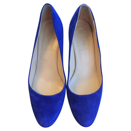 J. Crew Wedges in Blau