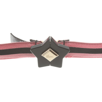 Gucci Belt with stars application