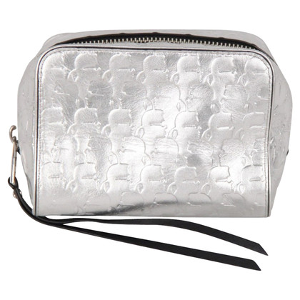 Karl Lagerfeld makeup bag