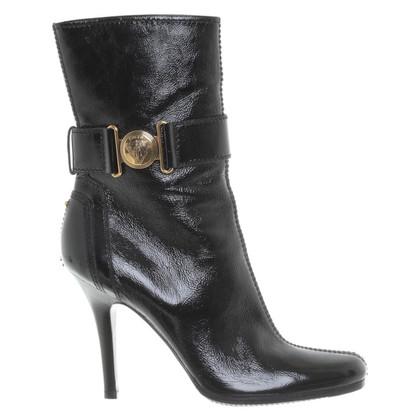 Gucci Enkellaars in zwart